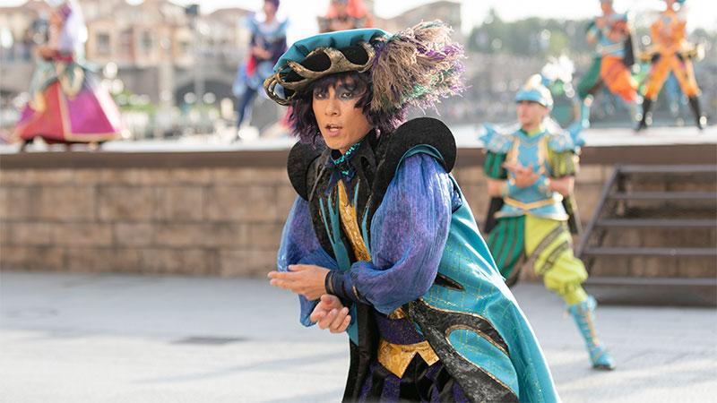 エンターテイメントの魔法にかけられて~フェスティバル・オブ・ミスティーク編~のイメージ