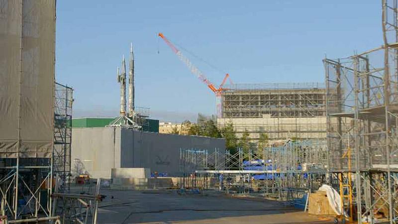【東京ディズニーランド大規模開発】2020年春開業予定の施設名称決定についてのイメージ