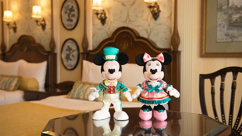 ディズニーホテル宿泊者のみの特典のイメージ