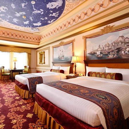 東京ディズニーシー・ホテルミラコスタであなただけの冒険の続きをのイメージ