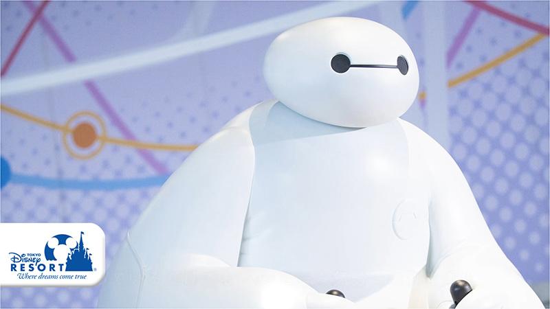 #今日の東京ディズニーランド2020~「ベイマックスのハッピーライド」編~のイメージ