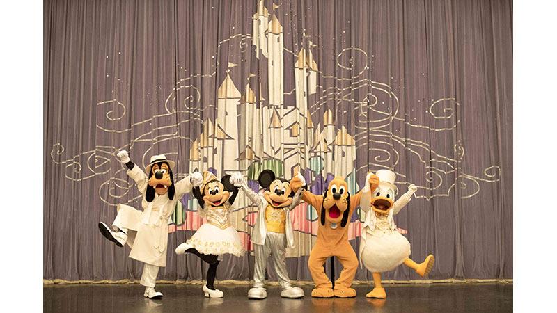 「イマジニング・ザ・マジック」平間 至さんが切り撮るウォルト・ディズニーの夢と魔法の世界のイメージ