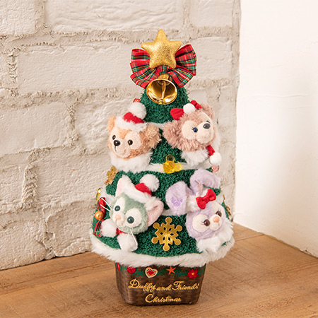 ダッフィー&フレンズ 冬とクリスマスのスペシャルグッズ♪のイメージ