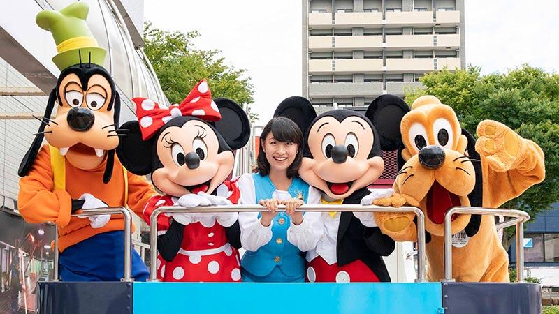 東京ディズニーリゾート・アンバサダーブログのイメージ