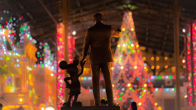 今日はウォルト・ディズニーの誕生日のイメージ