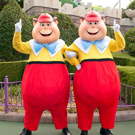 双子といえば・・・のイメージ