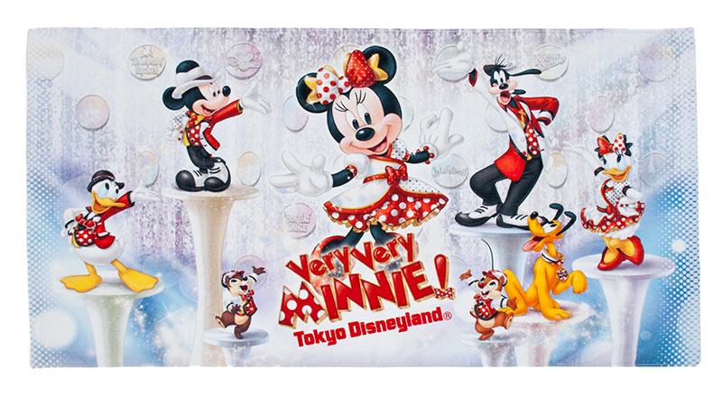 ミニーマウスの可愛らしさがギュッとつまった スペシャルグッズとメニューをご紹介!のイメージ
