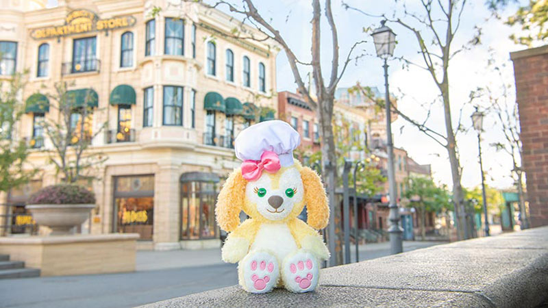 ダッフィーのお友だち「クッキー・アン」が東京ディズニーシーに!のイメージ