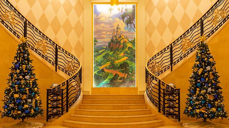 ディズニーアンバサダーホテルでクリスマスの素敵なひとときを・・・のイメージ