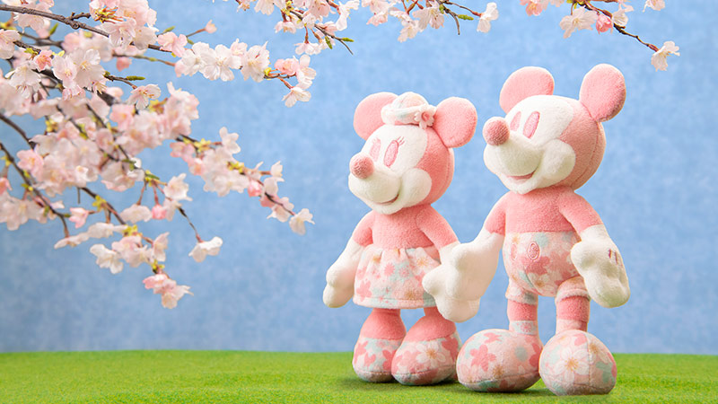 春を感じる桜のグッズをご紹介!のイメージ