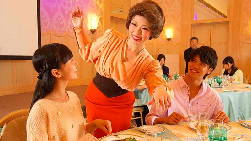 お子さまと楽しく、テーブルマナーを学んでみませんか♪のイメージ