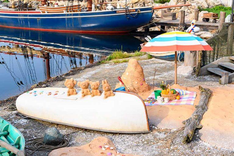 ケープコッドの浜辺の画像