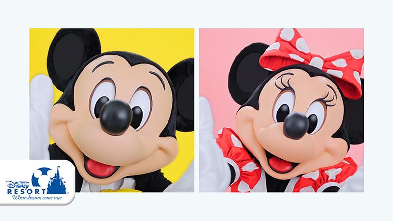 HAPPY BIRTHDAY!ミッキー&ミニー♡のイメージ