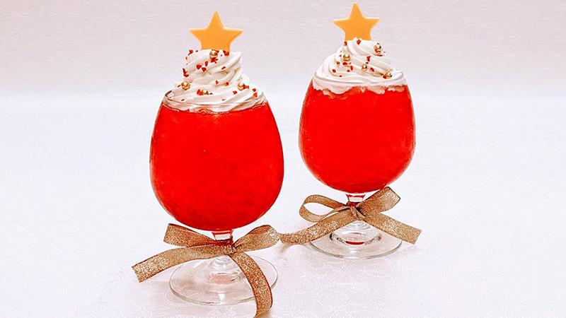 クリスマスのスペシャルドリンクのレシピをご紹介♪のイメージ