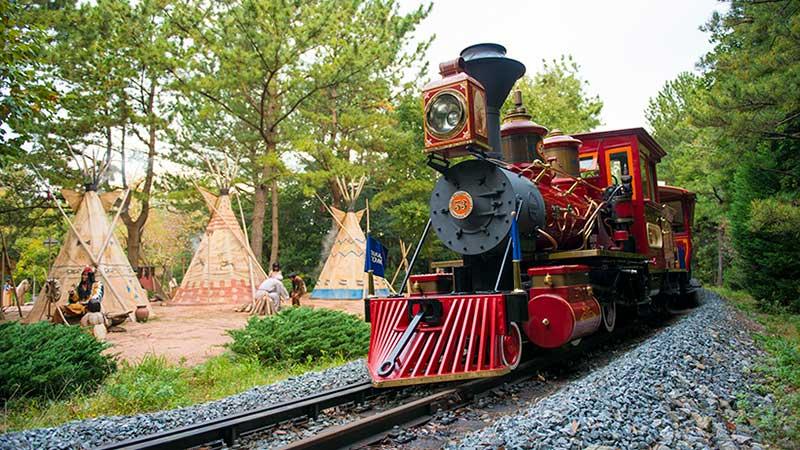 「ウエスタンリバー鉄道」にまつわるエピソードのイメージ