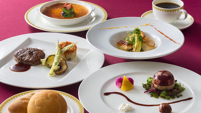 東京ディズニーシーのレストラン「マゼランズ」の新グランドメニューをご紹介のイメージ