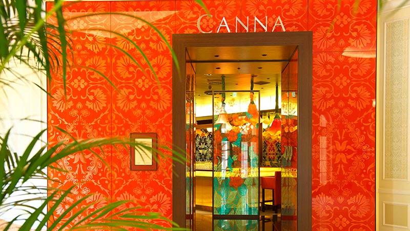 東京ディズニーランドホテルのレストラン「カンナ」ってどんなところ?のイメージ