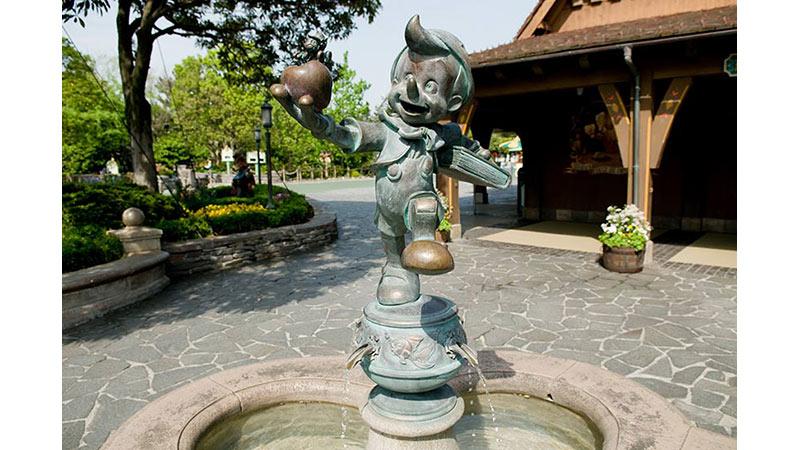 ピノキオをみーつけた♪のイメージ