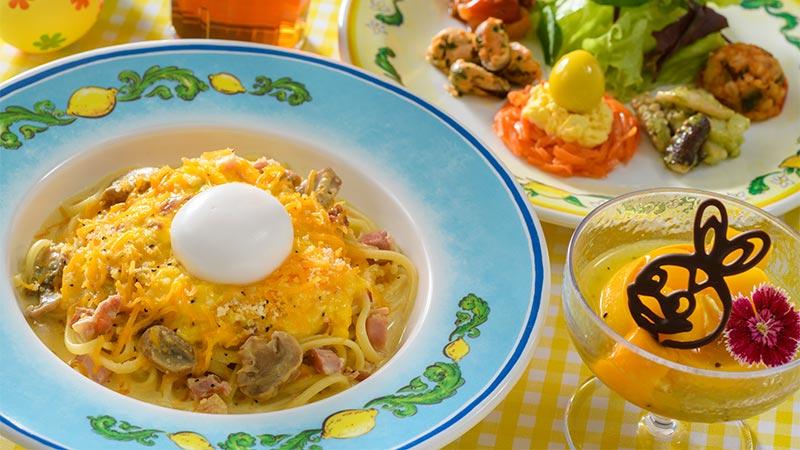 タマゴ料理を食べてエッグハントを楽しもう!のイメージ