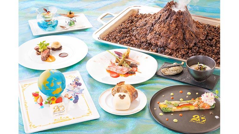 ディズニーホテルで楽しむ東京ディズニーシー20周年!のイメージ