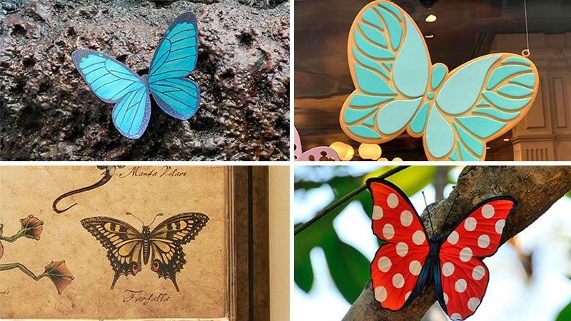 クイズ!どこの蝶々でしょう?のイメージ