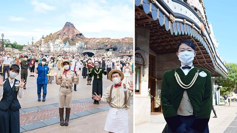 キャストと振り返る東京ディズニーシー20周年~第1弾~のイメージ