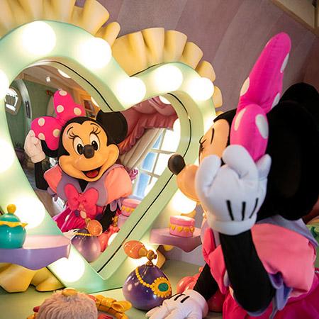 ミニーマウスのある1日♡のイメージ