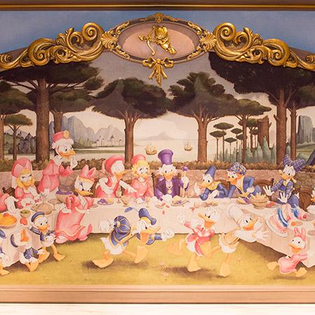 アートでめぐる東京ディズニーシーのイメージ