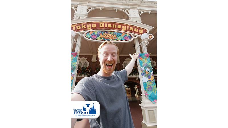 東京ディズニーリゾートにミスターヤバタンさんが来園!~東京ディズニーランド編~のイメージ
