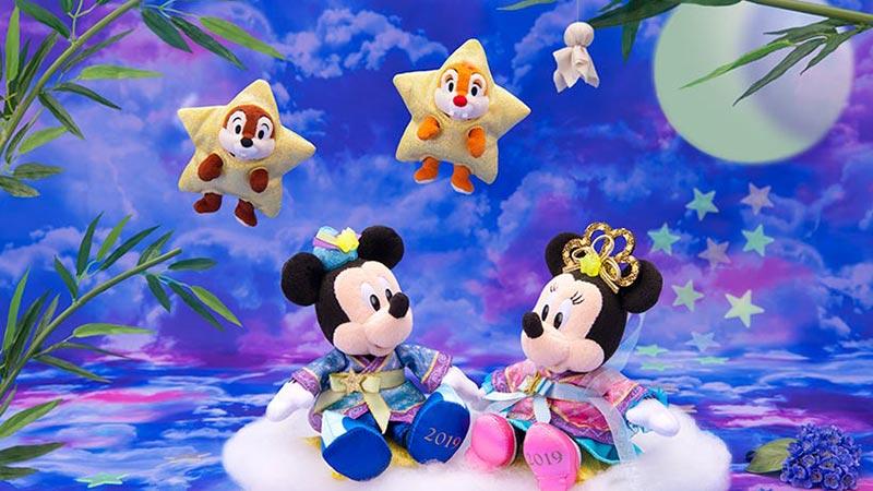 ディズニーの仲間たちと、星に願いを込めて・・・のイメージ