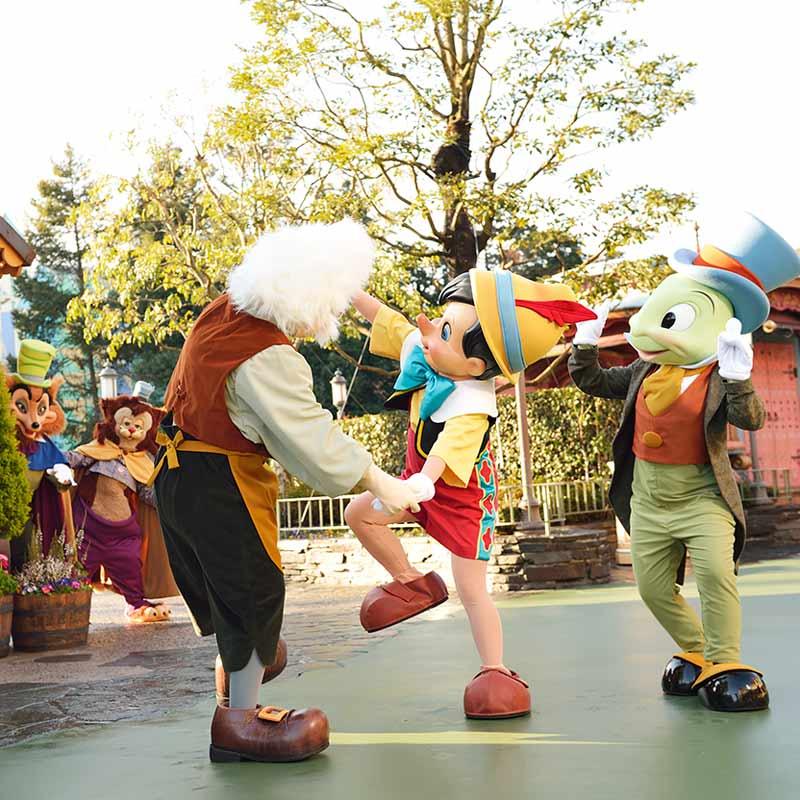 ある日のピノキオ♪のイメージ