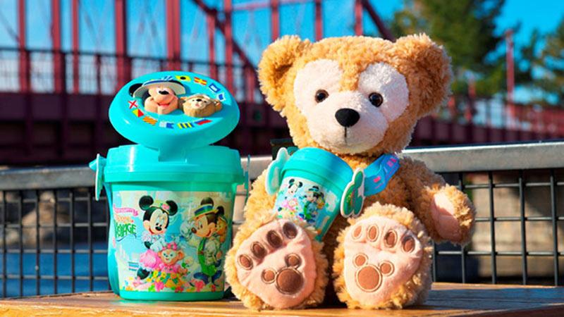 ミッキーやダッフィーと食の旅も楽しんで☆東京ディズニーシー「ミッキーとダッフィーのスプリングヴォヤッジ」のイメージ