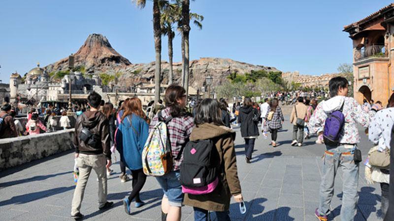 ディズニー・ウォーク2012が開催されました。のイメージ