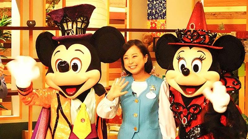 東京ディズニーリゾート・アンバサダー活動報告(10月)のイメージ