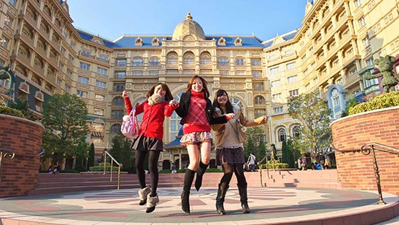 学生のみなさん!ディズニーホテルに泊まって想い出をつくりませんか?のイメージ