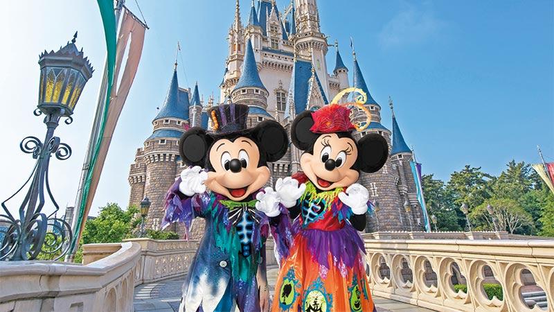 9月10日(火)から始まる「ディズニー・ハロウィーン」!衣装をひと足早くお披露目!のイメージ