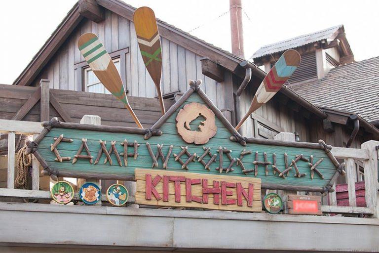 キャンプウッドチャックキッチンの画像