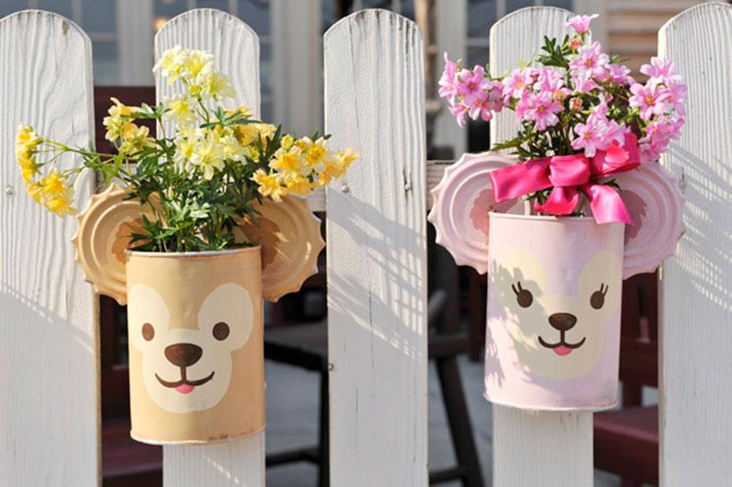 ケープコッドのお花の画像