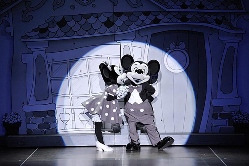 「ワンマンズ・ドリームⅡ -ザ・マジック・リブズ・オン」のミッキーとミニーの画像