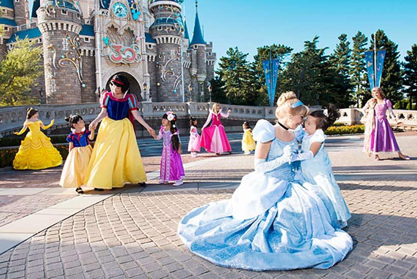 「ディズニー・プリンセス ~ようこそ、リトルプリンセス~」のイメージ画像