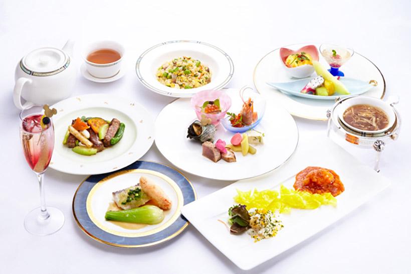 東京ディズニーシー・ホテルミラコスタ「シルクロードガーデン」のメニュー画像