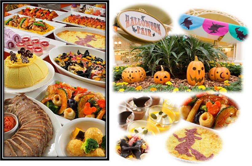クリスタルパレス・レストランの各種メニューの画像