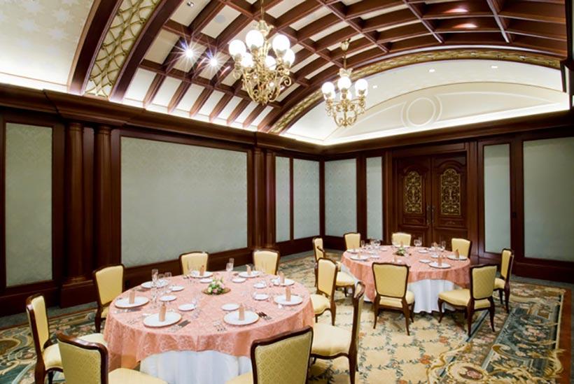 東京ディズニーランドホテルの宴会場の画像