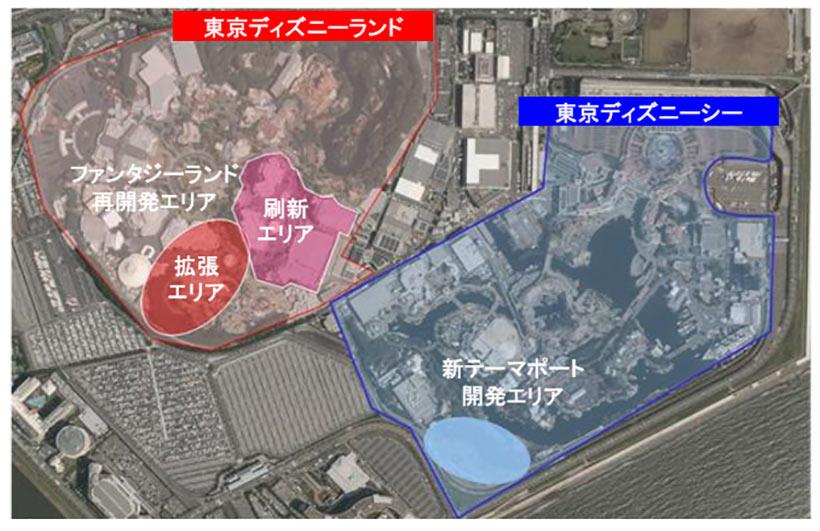 2パーク大規模開発エリアの画像