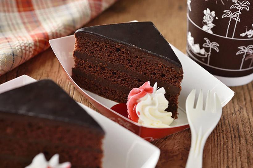 チョコレートケーキの画像