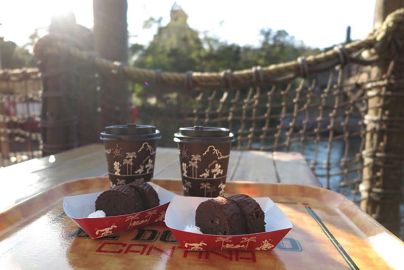 メキシカンチョコレートケーキの画像