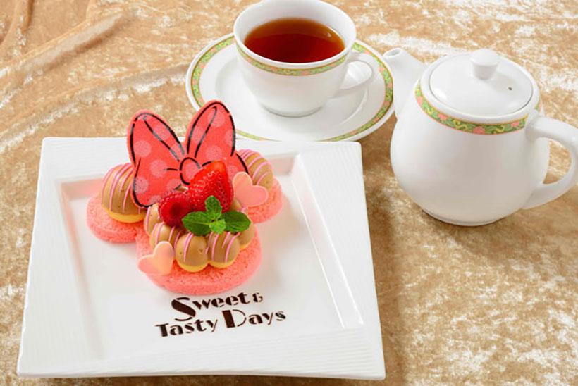 「ハイピリオン・ラウンジ」のケーキセット画像