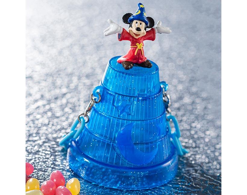 魔法使いの帽子のミニスナックケースの画像