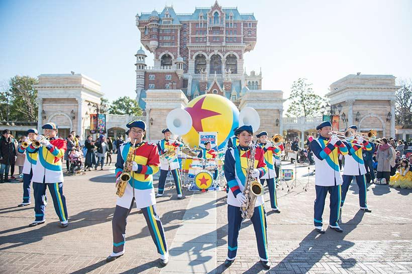 「東京ディズニーシー・マリタイムバンド」の画像