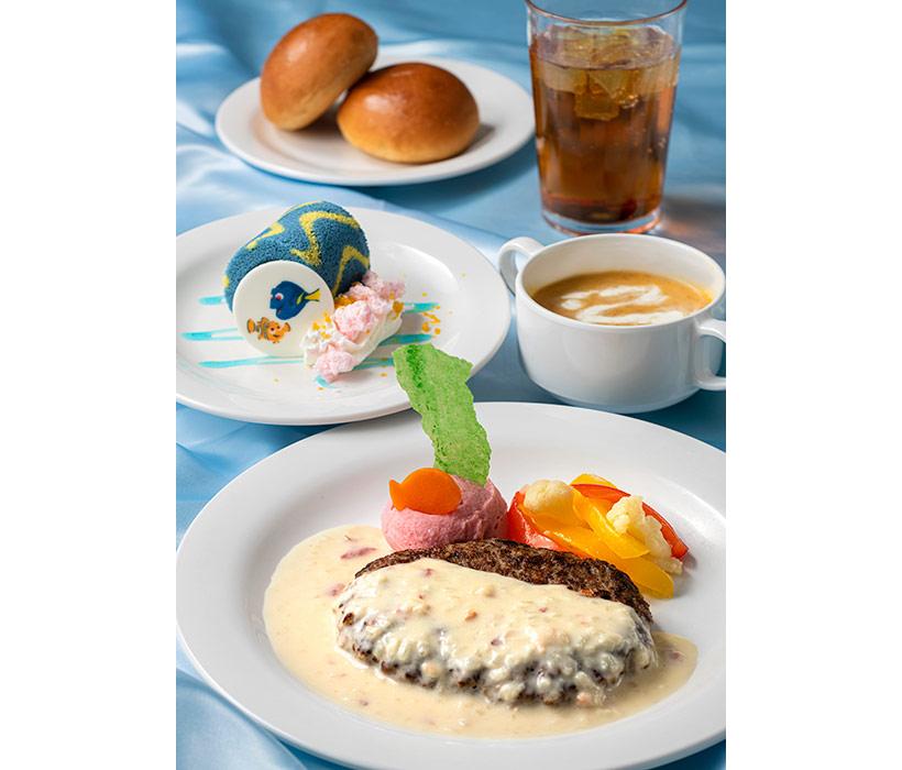 「ホライズンベイ・レストラン」のスペシャルセット画像